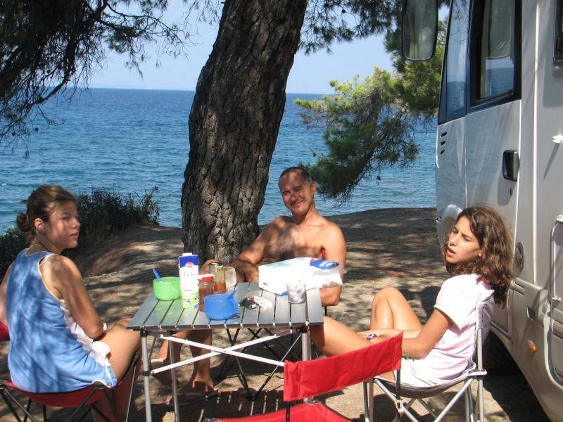 Grecia e Turchia in Camper