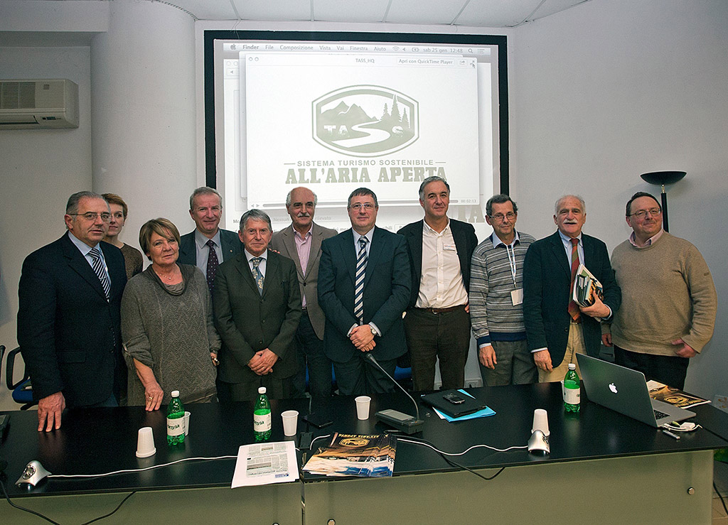 Salone del Camper Parma 2014 - Caravanbacci