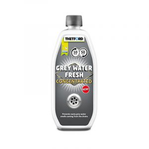 additivo per acque grigie grey water fresh caravanbacc