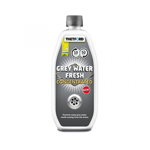 additivo per acque grigie grey water fresh caravanbacc