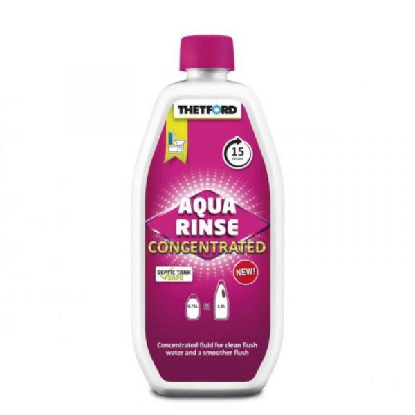 additivo sciacquone aqua rinse concentrato caravanbacci