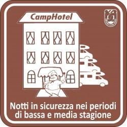 logo CampHotel