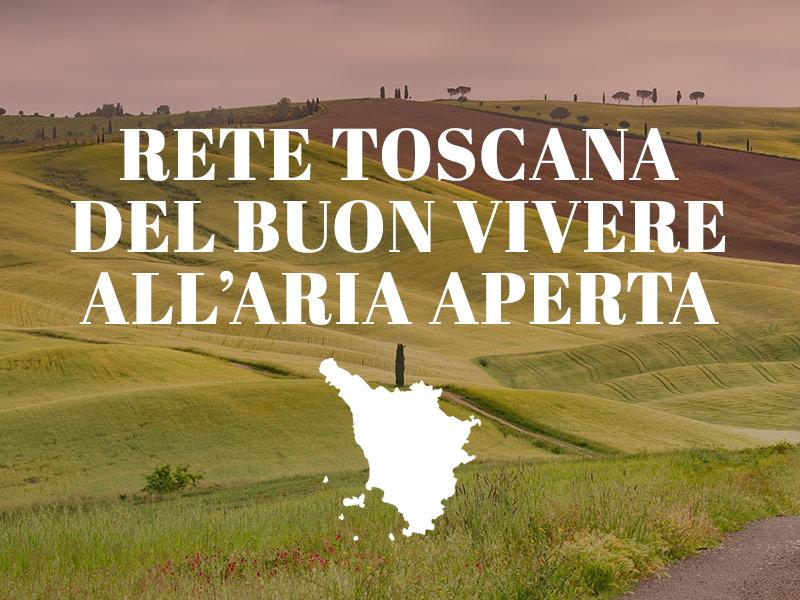Rete Toscana del Buon Vivere all'Aria Aperta - Caravanbacci