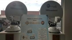 antenna satellitare sr mecatronic a puntamento automatico