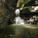 cascata trekking