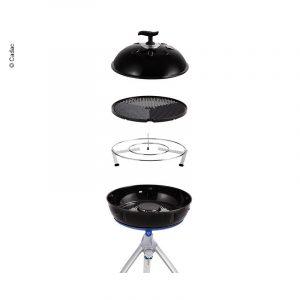 barbecue gas grillo chef 2 caravanbacci