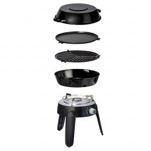 barbecue a gas cadac safary chef 2