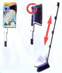 scopa telescopica broom