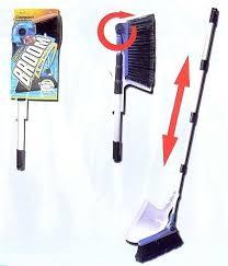 scopa telescopica broom