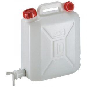 tanica rigida 20 lt con rubinetto caravanbacci