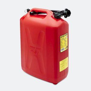 tanica rigida carburante 20lt caravanbacci