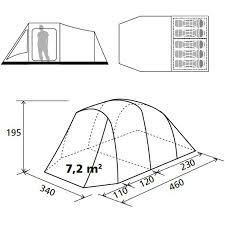 tenda duke outdoor pianta