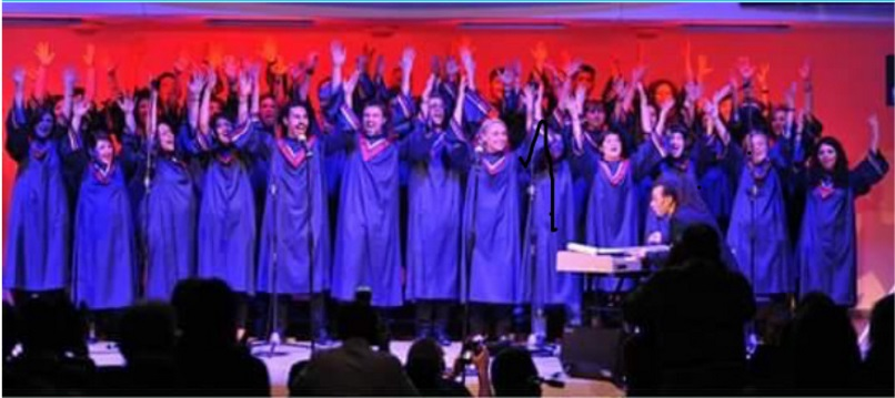 VOICES OF HEAVEN GOSPEL CHOIR