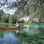 Posta Fibreno lago