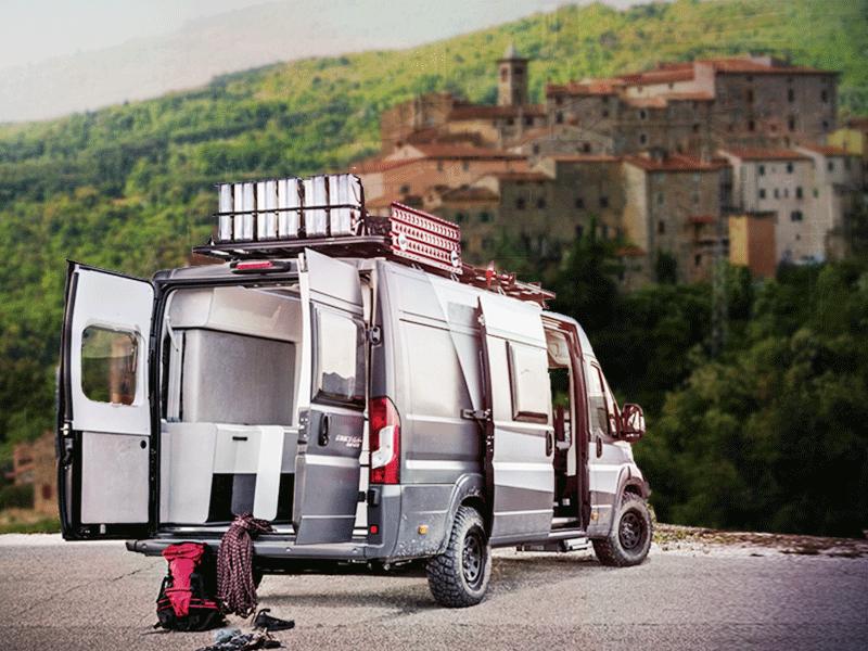 Val di Cornia con Fiar Ducato - Caravanbacci