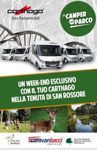 Programma del WeekEnd nel Parco di San Rossore PER CARTHAGO