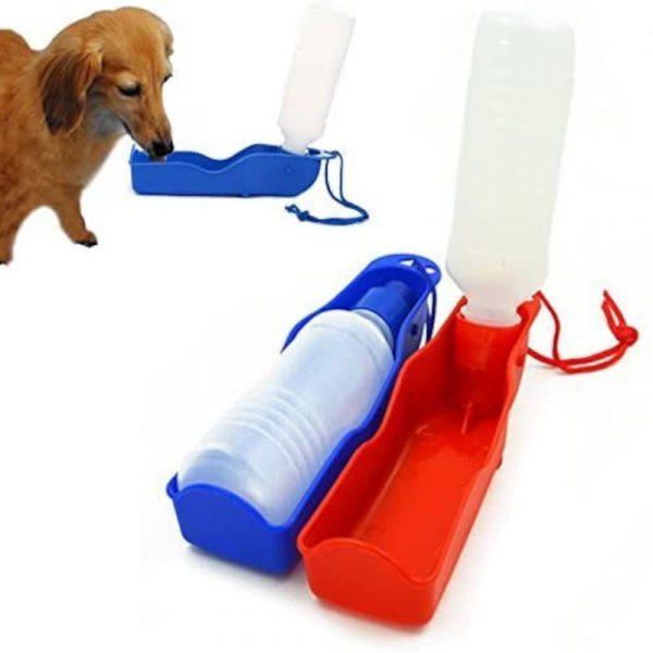 borraccia abbeveratoio per cani record caravanbacci