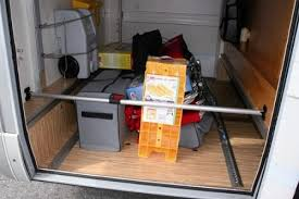 barra telescopica luggage bar fiamma