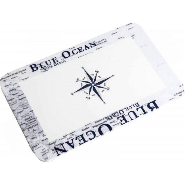 tagliere melammina blue ocean caravanbacci
