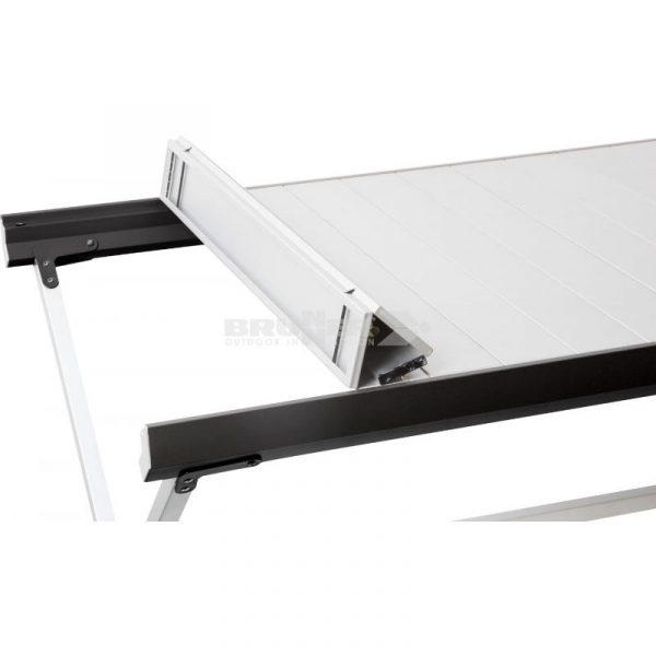 tavolo arrotolabile Axia 4 caravanbacci apertura