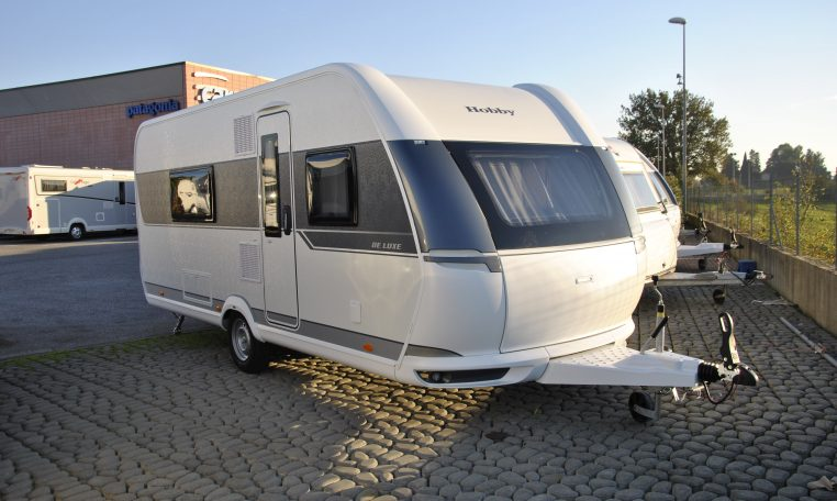 Roulotte Con Bagno E Doccia.Camper Caravan Nuovo Hobby 495 Wfb De Luxe Roulotte Con Grande Bagno