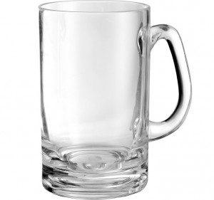 boccale birra in policarbonato
