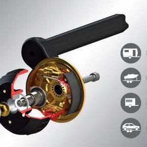 AAA premium brake alko esploso