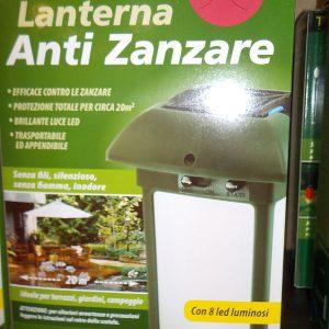 Lanterna anti zanzare | Caravanbacci.com