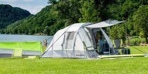 tenda campeggio famiglia alegra 4 brunner