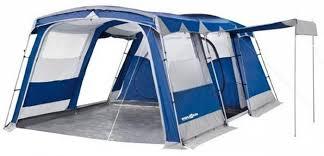 Tenda Climall - Caravanbacci
