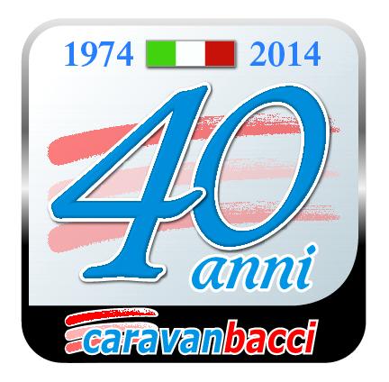 caravanbacci40anni