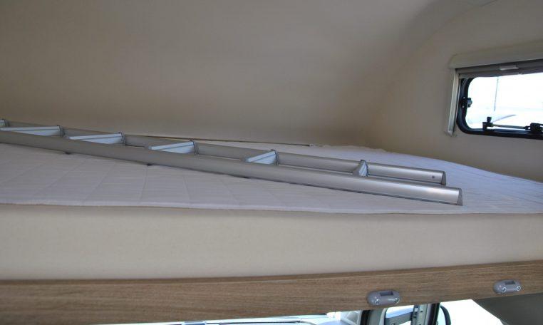 Scaletta per letto interno camper | Caravanbacci.com