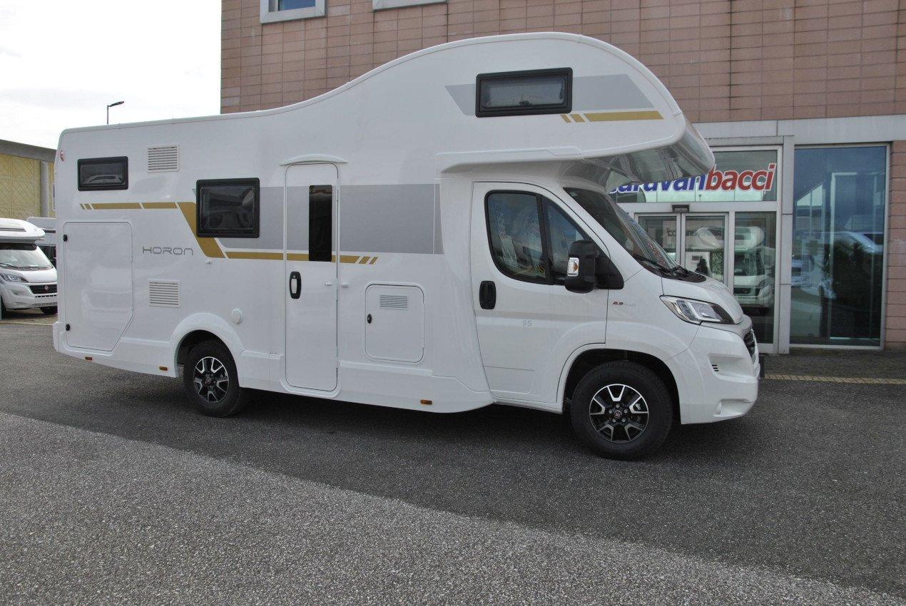 Caravan International Horon 95M