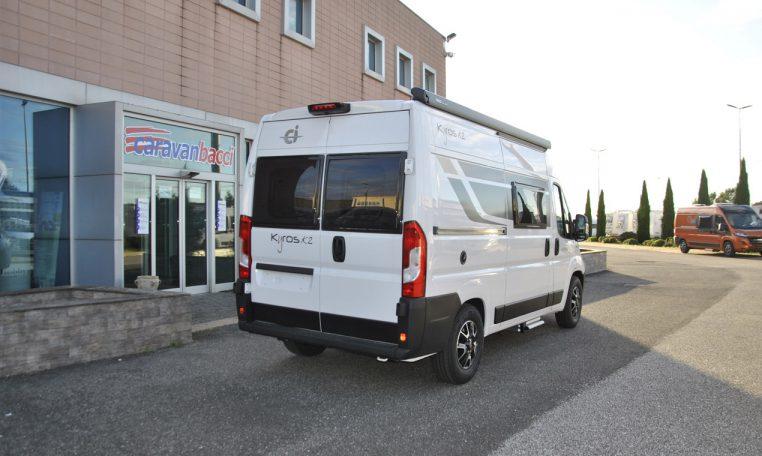 CI Kyros K2 - Caravanbacci