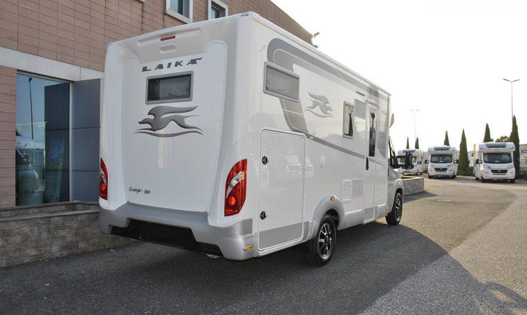 Laika Ecovip 390 - Caravanbacci