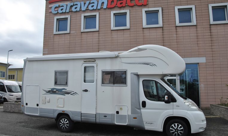 Laika Ecoip 9 - Caravanbacci