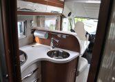 Mobilvetta K Yacht Teknoline 85 - Caravanbacci