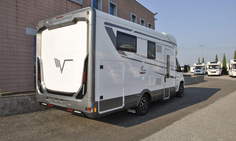 Mobilvetta Kea P65 - Caravanbacci