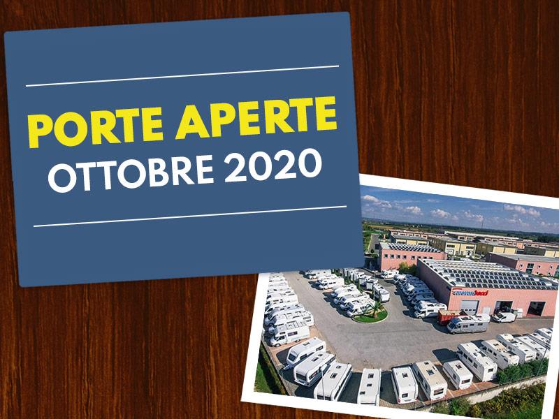 Porte Aperte Ottobre - Caravanbacci