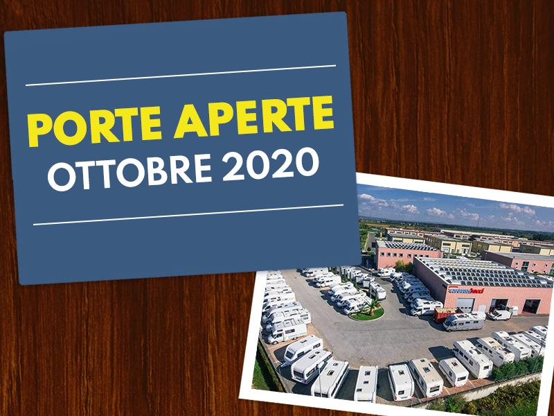 Porte Aperte Ottobre 2020 - Caravanbacci