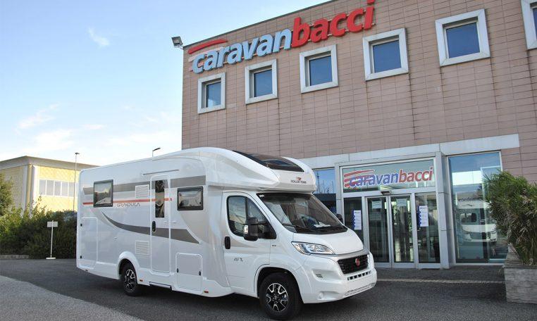 Roller Team Granduca 267 TL - Caravanbacci