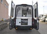 Font Vendome Forty Van 4x4 - Caravanbacci