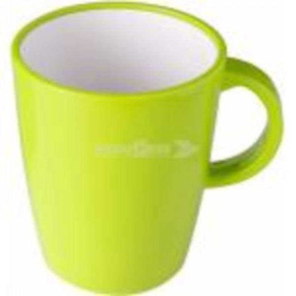 mug verde caravanbacci