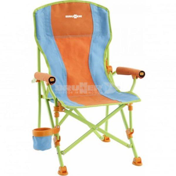 sedia pieghevole per bambini Raptorina Caravanbacci
