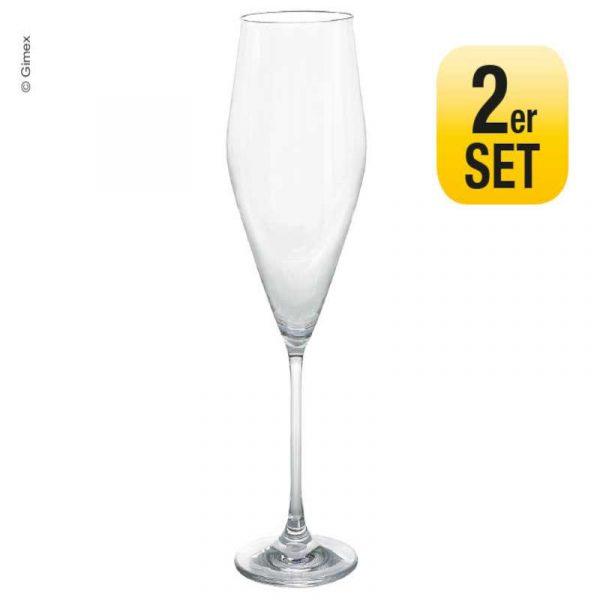 set bicchieri champagne caravanbacci
