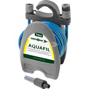 tubo acqua con avvolgitubo Aquafil caravanbacci