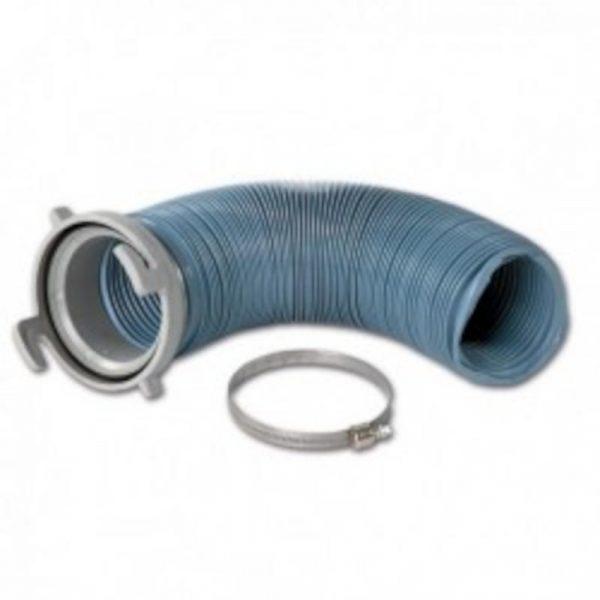 tubo estensibile di raccordo Sanitary flex caravanbacci