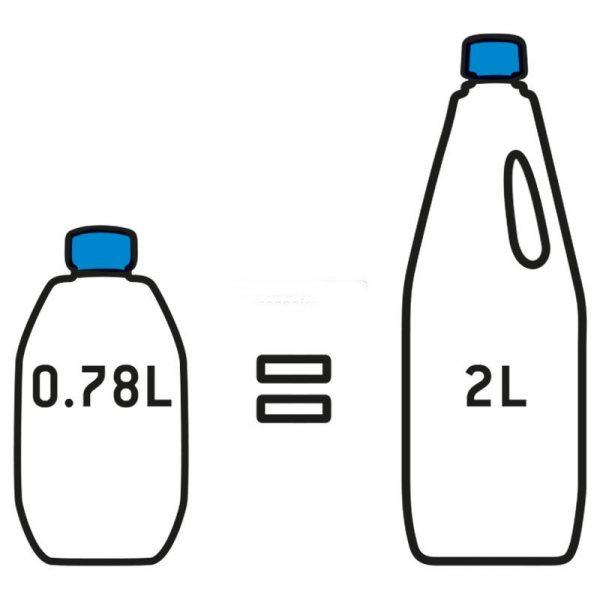 liquido disgregante concentrato aqua kem lavanda caravanbacci