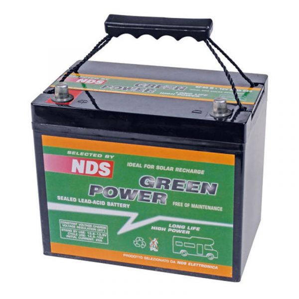 batteria agm gp80 caravanbacci
