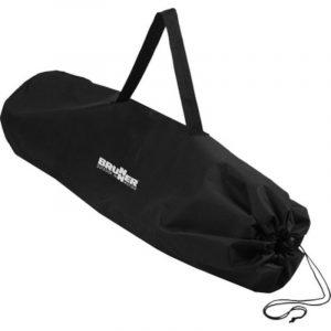 sacca con manico per riporre i pali delle tende da campeggio